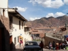Typical Cuzco street