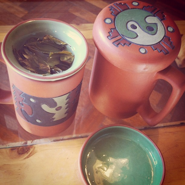 Te Mate (coca tea), Cusco