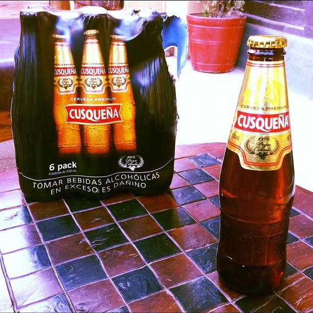 Mi gusta Cusquena