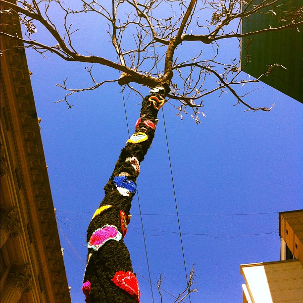 Tree Art, Buenos Aires