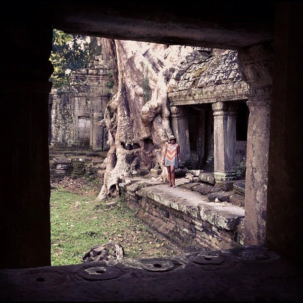 Preas Kan, Angkor