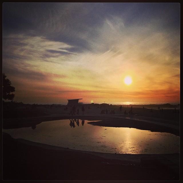 Sunset #capetown