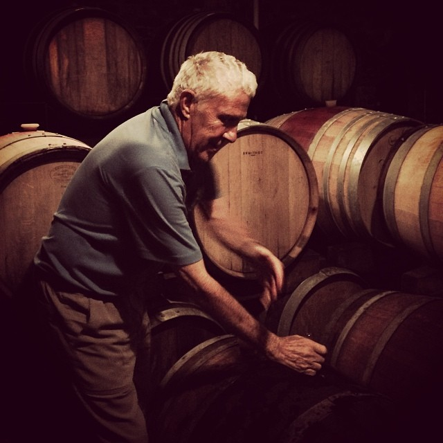 John Dendy Young #winemaker